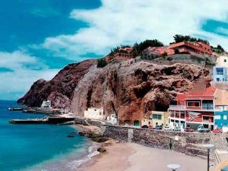 Playa Sardina en Galdar