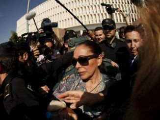 La Audiencia de Málaga ordena el Ingreso en Prisión de Isabel Pantoja
