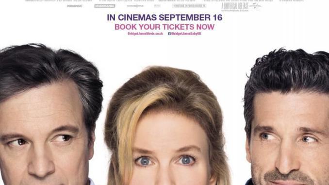 Bridget Jones' Baby, Crítica de la Película