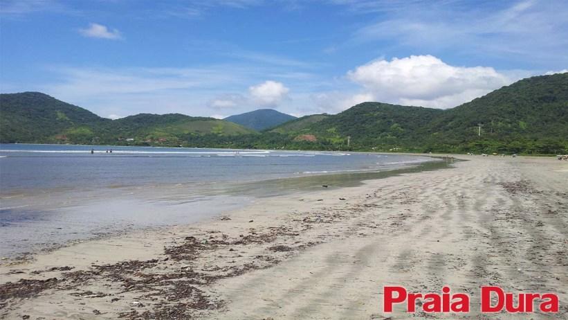 Praia Dura Ubatuba