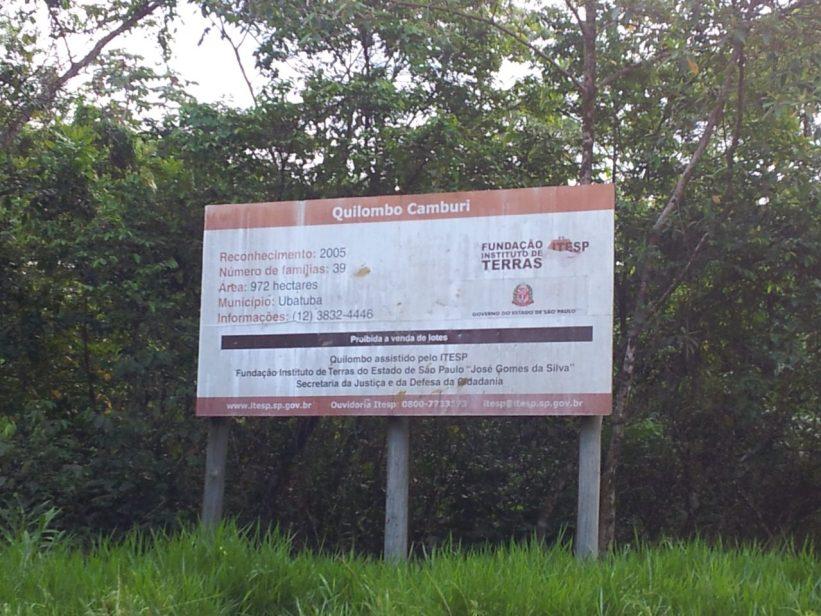 Camburi - Comunidade Quilombola