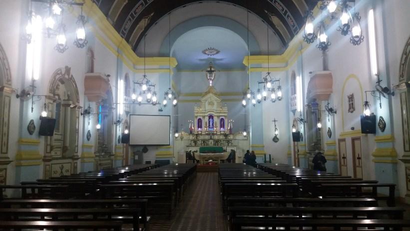 Igreja Matriz Exaltação da Santa Cruz