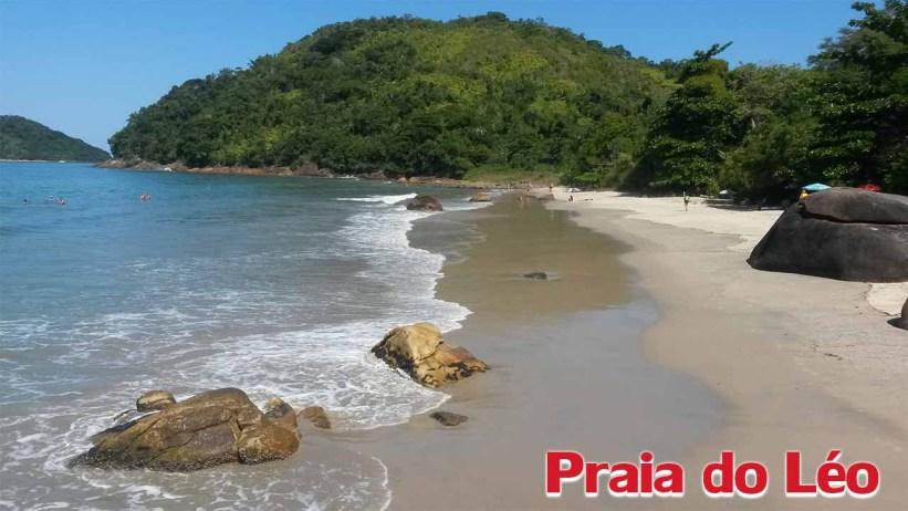 Praia do Léo - Ubatuba