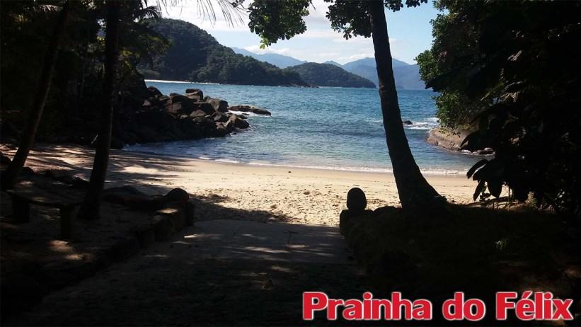 Praia do Português - Prainha do Félix - Ubatuba