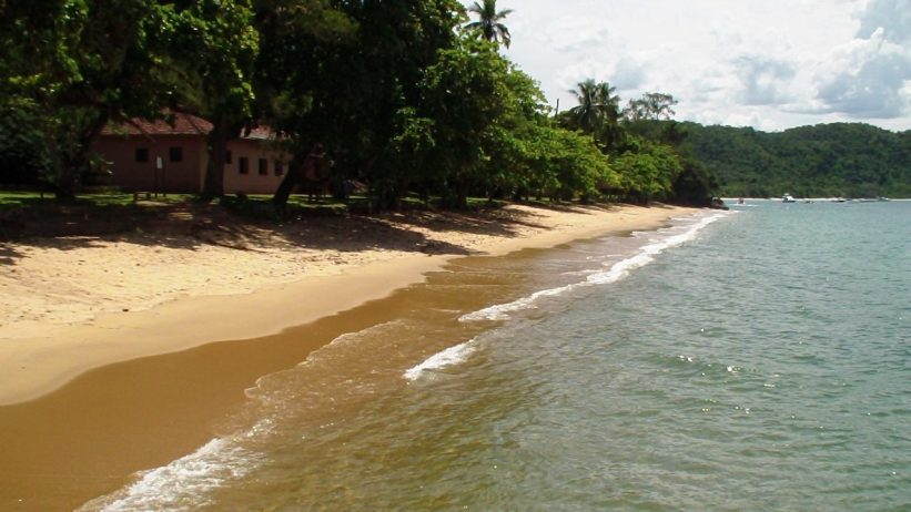 Ilha Anchieta - Praia do Presidio