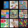 9 Idei de pictura pentru copii.