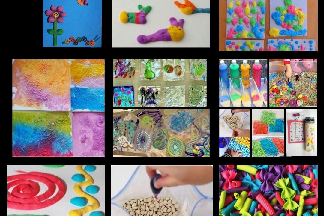 9 Idei de pictura pentru copii