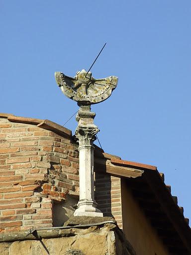 meridiana ponte vecchio  Curiosit su Firenze