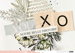 Carterie DT – Les Ateliers de Karine «Notre belle histoire»