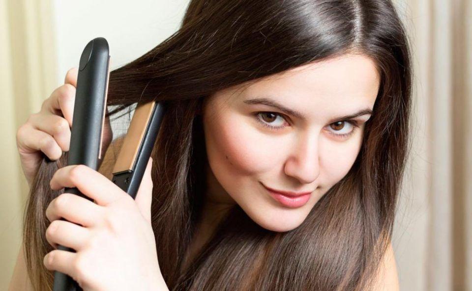 Planchate el pelo para volverte irresitible para los hombres