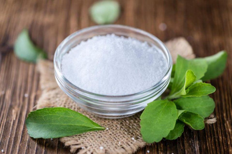 Estevia, alternativas al azúcar blanco