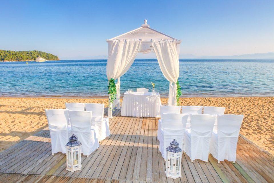 Detalles para una boda en la playa perfecta