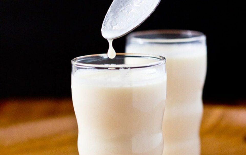 kéfir de leche y kéfir de agua