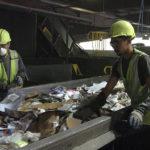 VÍDEO: Lo peor con lo que se puede encontrar un recolector de basura