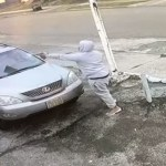 VÍDEO: Brutal tiroteo en una gasolinera de EE.UU. como en una película de gángsters