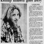 El hombre que se trató de secuestrar a sí mismo