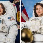 El primer paseo espacial exclusivamente femenino