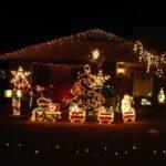La decoración navideña que indigna a un barrio del Reino Unido