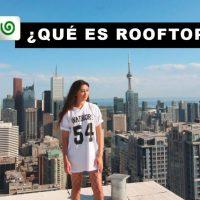 ¿Qué es el Rooftopping? 10 Fotos de Vértigo