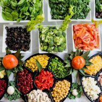 Comparativa entre la dieta mediterránea vs dieta típicamente americana
