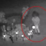 Captan en video el supuesto fantasma de una niña visitando la tumba de un hombre