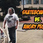 Skater vs Ciudadanos | Angry People
