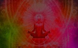 目を瞑ると見えていた光の粒子 神秘学とチャクラで何となくわかった的な