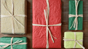 Handmade Gifts ~ Simple Ways for Children and Families to Give