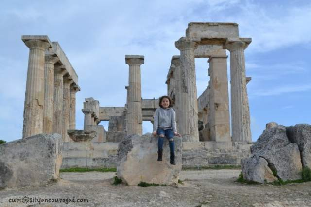 Traveling to Greece with children? Here are our favorite ways to play, learn, and explore.