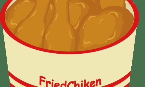 フライドチキン