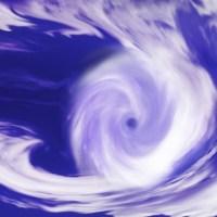台風のイメージ