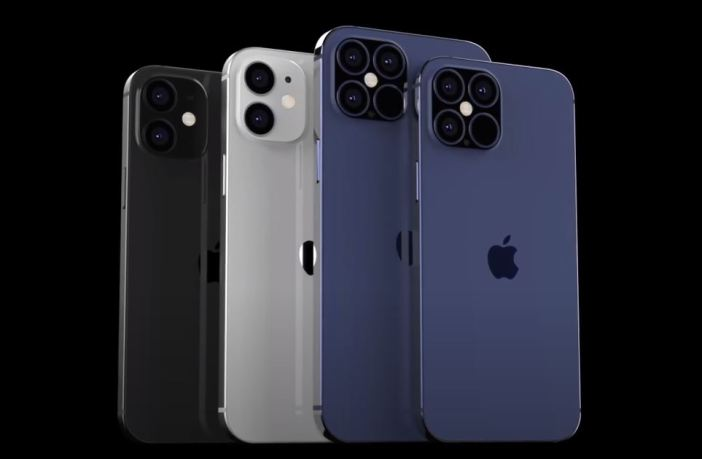 Picture of the The iPhone 12 and iPhone 12 Pro.