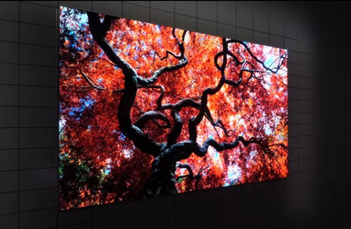 Samsung MicroLED TV 2020
