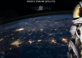 """SpaceX's """"Starlink"""" satellites: This is what's behind Elon Musk's project"""