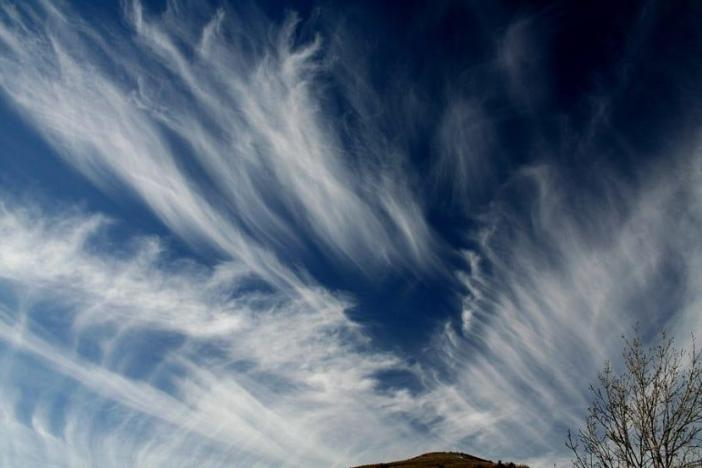 A high - level type of cloud named Cirrus