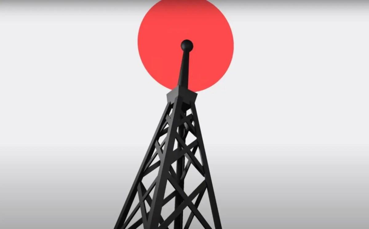 5G Antenna.