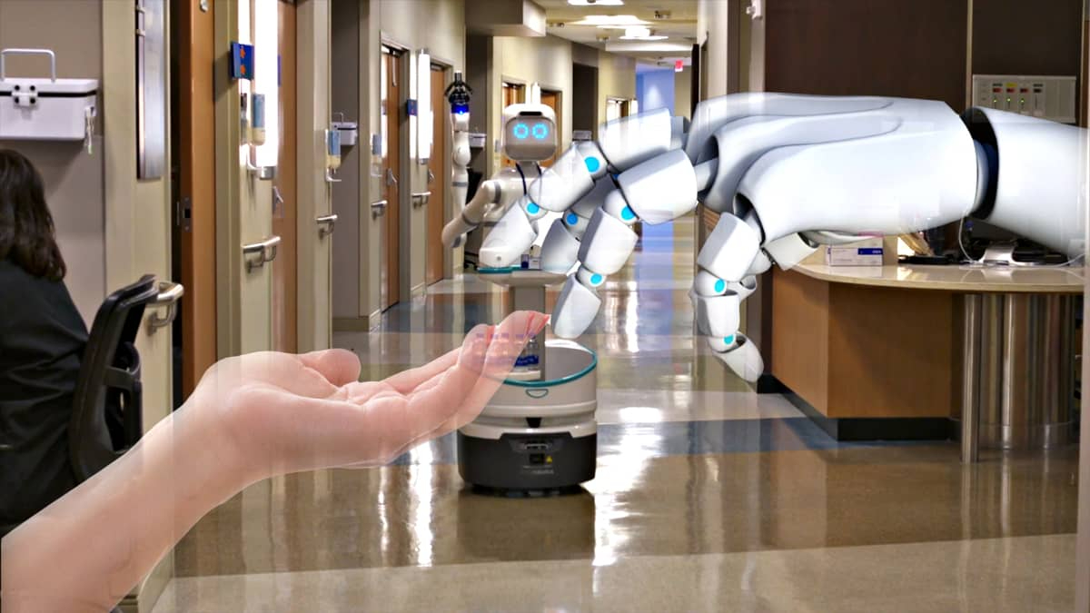 Robots that can help our mental health