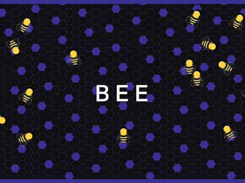 The first map of bee species worldwide.