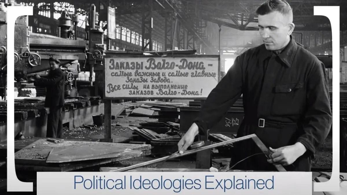 Political ideology: Socialism.