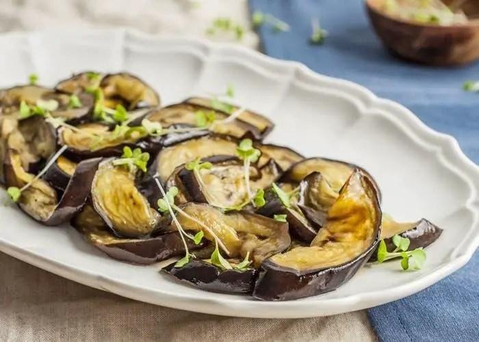 Baked eggplants, Eggplant Recipes
