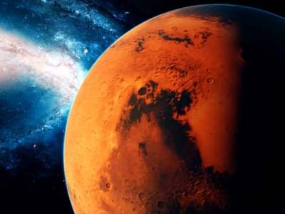 Discovery of Mars.