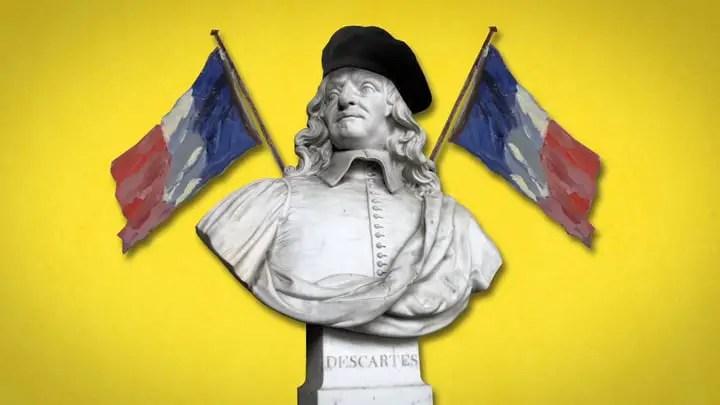 I think, therefore I am. Cogito Ergo Sum. PHILOSOPHY - René Descartes.