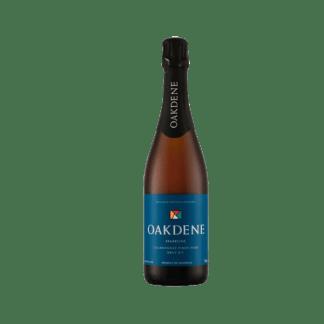 fruitiness Oakdene sparkling Pinot noir Chardonnay brut-beautifully baanced sparkling wine