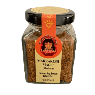 Marrakesh Magic screaming seeds spice geelong based