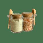 Bath Salts- Pink Himalayan-Epson Salts