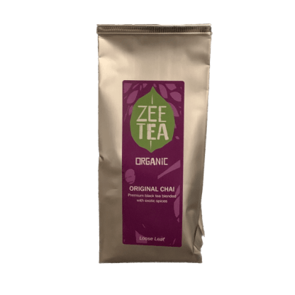 Organic chai tea leaves
