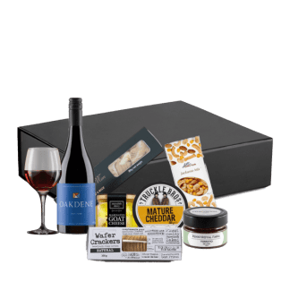 Wine and dine gourmet gify hamper
