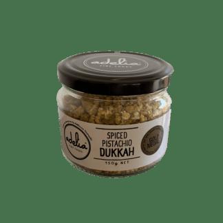 Spiced Pistachio Dukkah Adelia fine foods