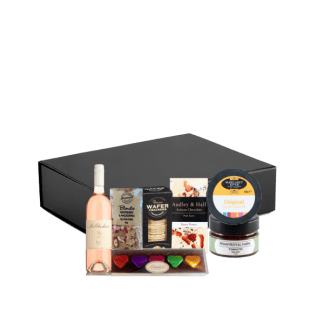 Blushing Sweetness Gift Hamper