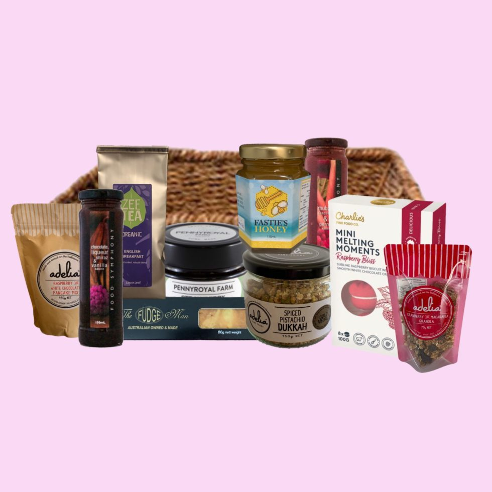 Afternoon Tea and B&B gift hampers